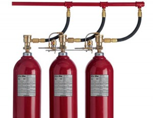 Fixed Fire Fighting System Co2 System